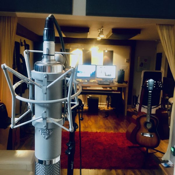 Mic from long view